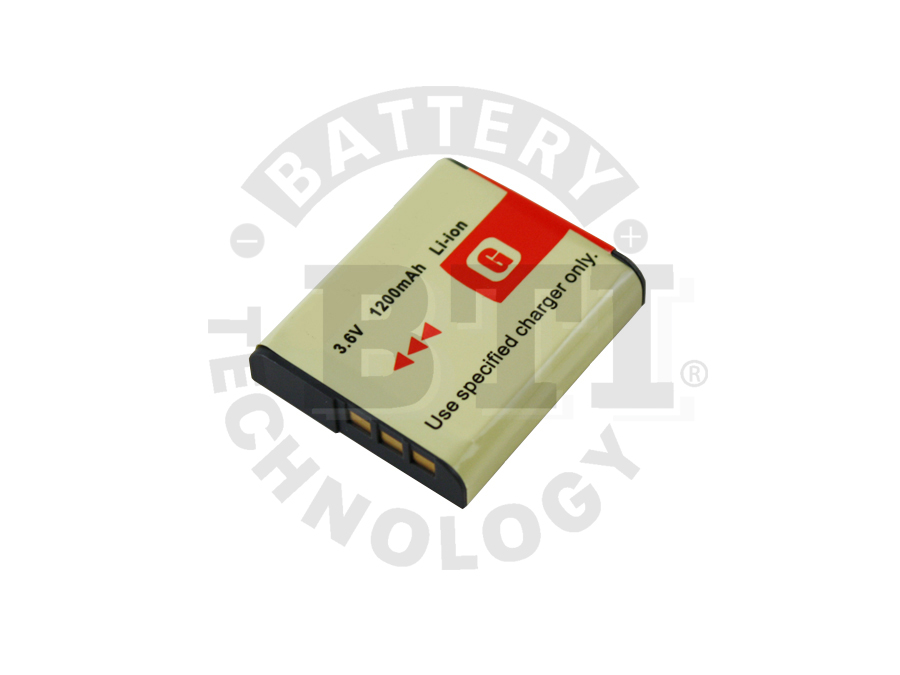 Digital Camera Battery for SONY CYBER-SHOT DSC-W120/L